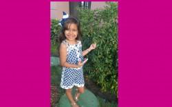 <p>A pequena Júlia completa mais um aninho dia 07-10. Recebe os parabéns de toda sua família.</p>